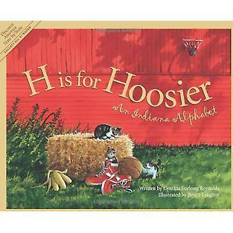 H is voor Hoosier: An Indiana alfabet (Sleeping Bear pers alfabet boeken)