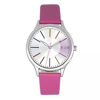 Crayo Gel Unisex Watch - Hot Pink