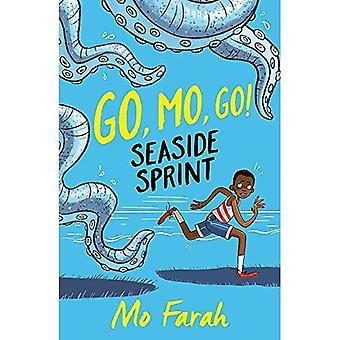 Ga Ma Go: Seaside Sprint!: boek 3 (ga ma Go)