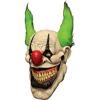 Zippo The Clown Latex Mask For Halloween