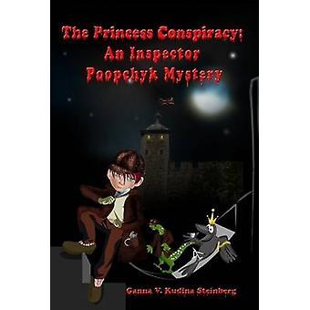الأميرة المؤامرة على سر بوبتشيك مفتش شتاينبرغ & Ganna ف كودينا