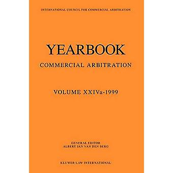 Annuario delle imprese arbitrato Volume XXIVa 1999 di Van den Berg