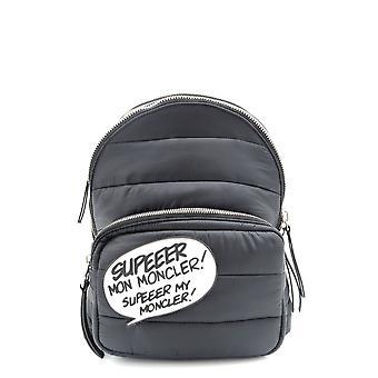Moncler Ezbc014062 Women's Black Polyester Backpack