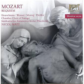 W.a. Mozart - Mozart: Requiem [CD] USA import