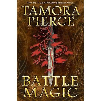 Battle Magic by Tamora Pierce - 9780439842976 Book