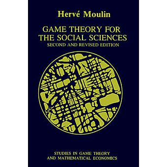 Game Theory for the Social Sciences by Herve Moulin - 9780814754313 B