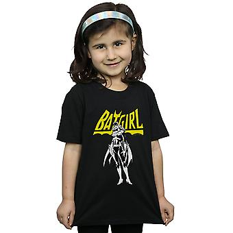 DC Comics Girls Batgirl Pose T-Shirt