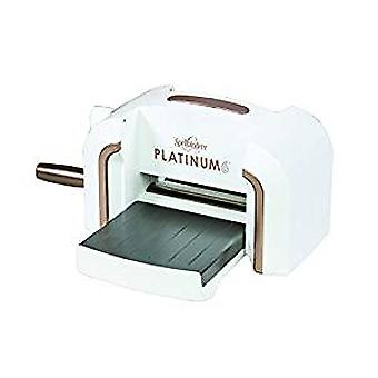 Spellbinders Platinum 6 Die Cutting And Embossing Machine-6