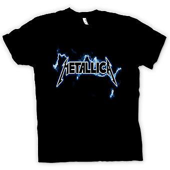 Koszulka damska - Metallica Logo - Rock Metal