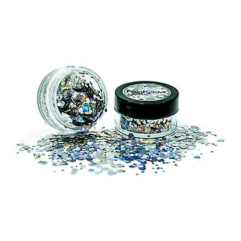 PaintGlow holografische Chunky glitter Shaker Intergalactic