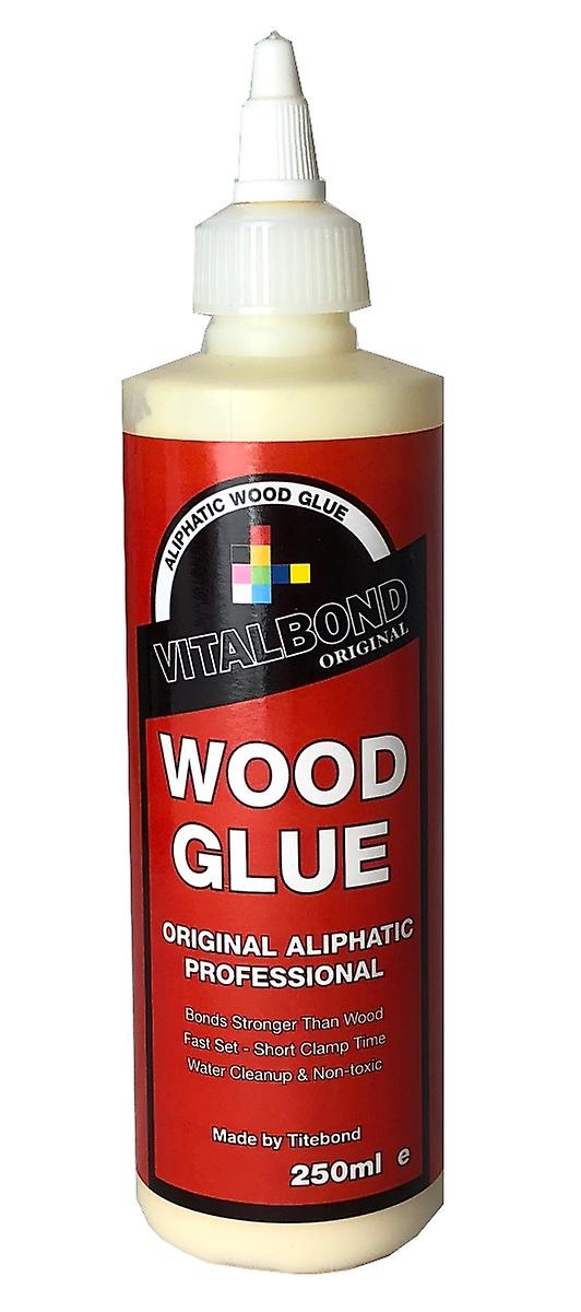 Vitalbond Original Aliphatic Wood Glue 250ml