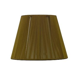 Mantra Silk String Shade Olive 190/300mm X 195mm