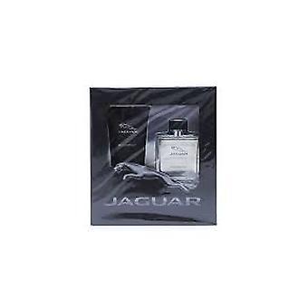 Jaguar innovation gift set 100ml EDT + bad & duschgel 200ml