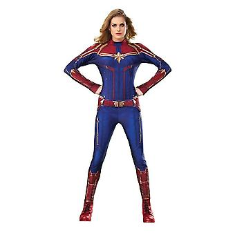 Captain Marvel Deluxe Kostüme