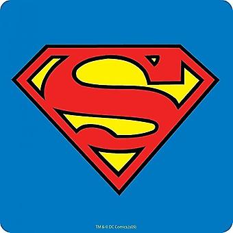 Superman Logo Ufficiale D.C. Comics Coaster