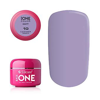 Base one-Matt-Lavender touch 5g UV Gel