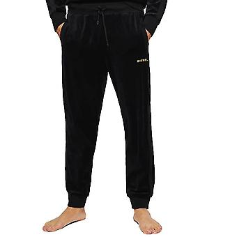 Diesel UMLBDarrenCH Velvet Sweat Pants