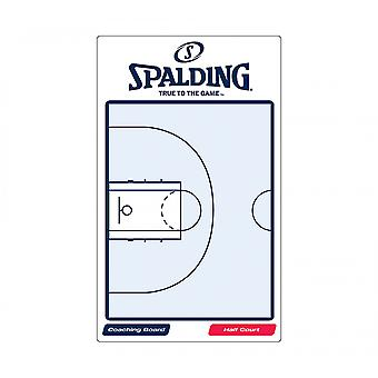 Spalding Basketball Reusable Two-Sided Game Coaching Tactic Board With Marker Spalding Basketball Reusable Two-Sided Game Tactic Board With Marker Spalding Basketball Reusable Two-Sided Game Tactic Board With Marker Spalding