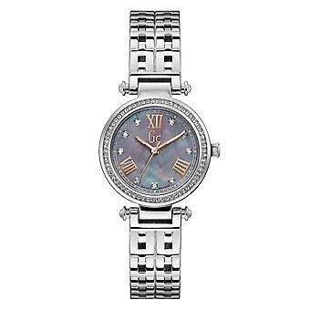 Gc Y47001L5MF Primechic Silver Tone Wristwatch