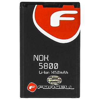 Battery for Nokia Lumia 520/525, Forcell BL-5J 1450 mAh Replacement Battery