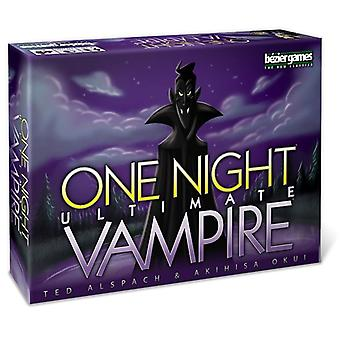 Bezier Games One Night Ultimate Vampire Board Game