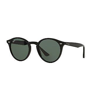 راي بان RB2180 601/71 الأسود / الرمادي النظارات الشمسية الخضراء