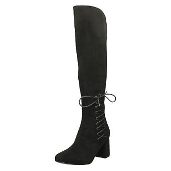 Ladies Dolcis Knee High Boots
