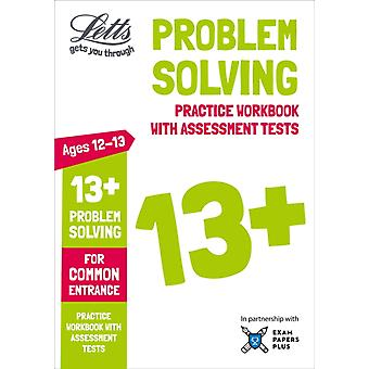 Letts 13 Problem Solving  Practice Workbook with Assessmen