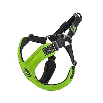 Gooby Escape Free Sport Harness Lime - Large