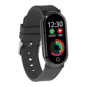 Fitness Band HR3 activities bracelet 0.96 per cent Bluetooth Noir