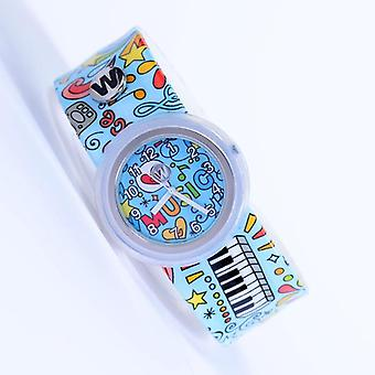 #426 - music box - watchitude slap watch