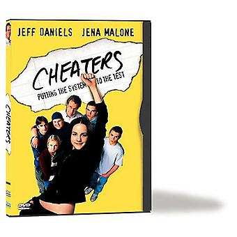Cheaters (2000) DVD Movie Jeff Daniels, Jena  Malone