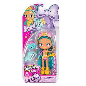 Shopkins Shoppies Stil de dans Doll-Sunny Meadows
