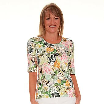 LUCIA Lucia Flower Print Top 44 423352