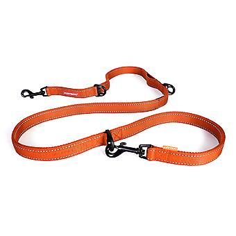 Ezydog Correa Vario 6 25 Naranja Fluo (Dogs , Collars, Leads and Harnesses , Leads)