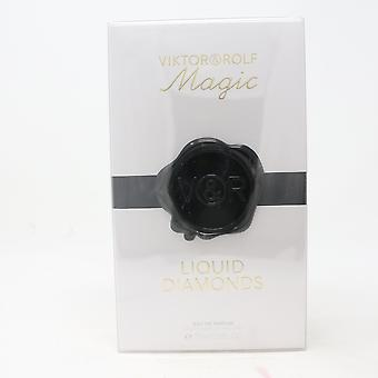 Magic Liquid Diamonds van Viktor & Rolf Eau De Parfum 2.5oz Spray New With Box