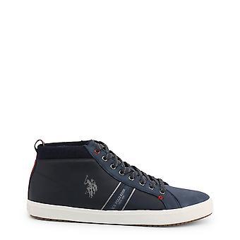 . ארה ב פולו אסאן גברים מקוריים סתיו/נעלי חורף-צבע כחול 37061