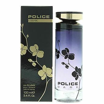 Polizia Dark Pour Femme Eau de Toilette Spray 100ml