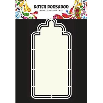 Néerlandais Doobadoo Dutch Shape Art cadres Tag XL A4 470.713.138