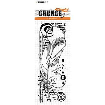 Studio light Clear Stamp Grunge Collection 3.0 nr 407 STAMPSL407 210x74 mm