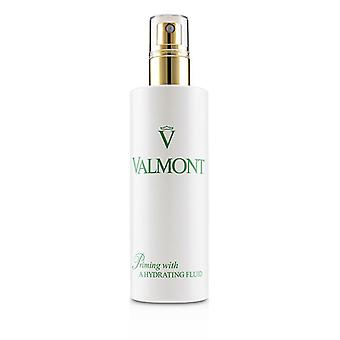 Priming With A Hydrating Fluid (moisturizing Priming Mist For Face & Body) - 150ml/5oz