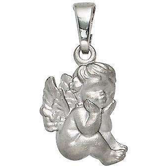 سحر الأطفال، الملاك الملاك الحارس 925 فضة متجمد مقطورة الطفل