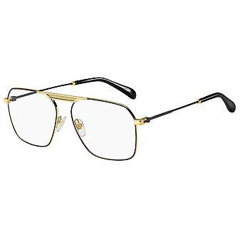 Givenchy GV0118 2M2 Black-Gold Glasses