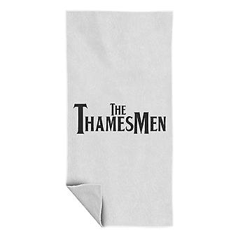 Spinal Tap The Thamesmen Logo Beach Towel