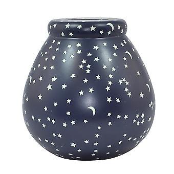 Pot of Dreams Glow In The Dark Ceramic Money Pot