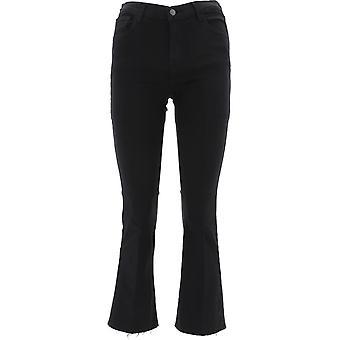 J Brand Jb000192j003103 Women's Black Cotton Jeans