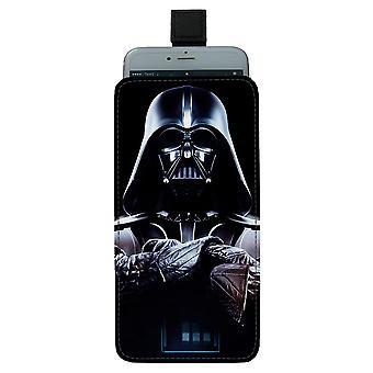 Darth Vader Pull-up Mobile Bag