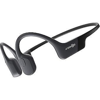 AfterShokz Aeropex Bone Conduction Headphones Wireless Waterproof - Cosmic Black