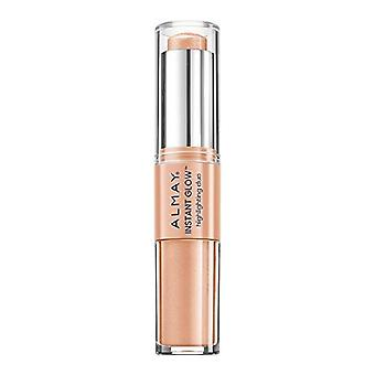 Almay Instant Glow Highlighting Duo, Nude Glow 200 { 2 Pack }