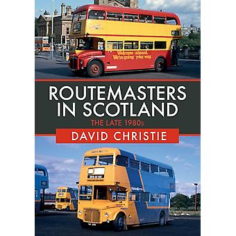 Routemasters in Scotland by Christie & David